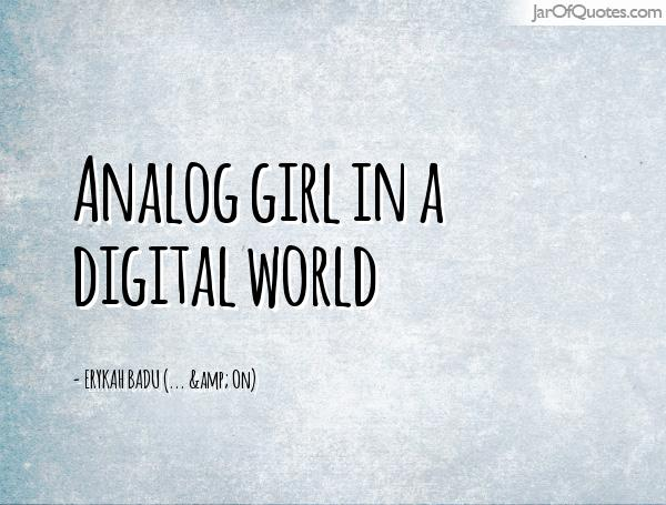 analog-girl