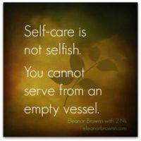 Self-Care in the Trump Era